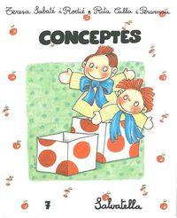 conceptes 7 - Aa. Vv.