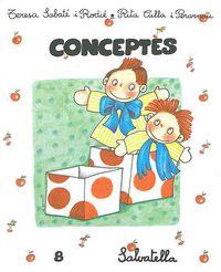 CONCEPTES 8
