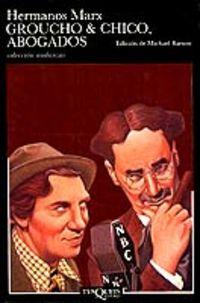Hermanos Marx - Groucho, Chico, Abogados - Michael Barson