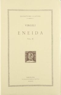 Eneida (vol. Ii) (llibres Iv-Vi) - Publio Virgilio Maron
