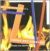 GABON DUT ANUNTZIO - SOINUZ ETA KANTUZ (+CD)
