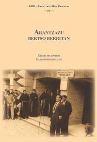 ARANTZAZU BERTSO BERRITAN