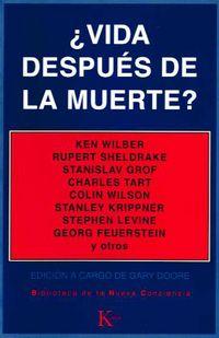 Vida Despues De La Muerte - Ken Wilber