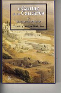 El cantar de los cantares - Mario Norberto Satz Tetelbaum