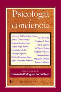 Psicologia Y Conciencia - Fernando Rodriguez Bornaetxea