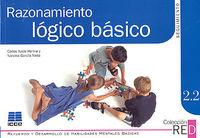 2.2 RAZONAMIENTO LOGICO BASICO - SEGUIMIENTO (8-10 AÑOS)