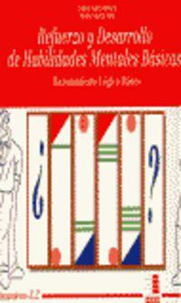 3.2 RAZONAMIENTO LOGICO BASICO - AFIANZAMIENTO (10-12 AÑOS)