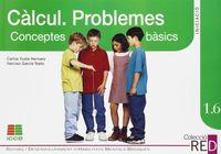 1.6 CALCUL. PROBLEMES - CONCEPTES BASICS NUMERICS (6-8 ANYS)