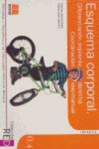 0.4 ESQUEMA CORPORAL - INFANTIL (4-6 AÑOS)