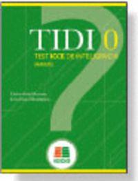 TIDI-0 - JUEGO COMPLETO