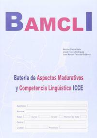 Bamcli - Juego Completo - Narciso Garcia Nieto / Jesus Franco Rodriguez / Juan M. Palacios Gutierrez