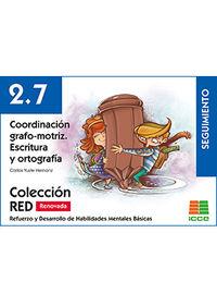 (2 Ed) 2.7 Coordinacion Grafo-Motriz - Seguimiento (8-10 Años) - Carlos Yuste Hernaiz