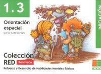 (2 ED) RED 1.3 ORIENTACION ESPACIAL - INICIACION (6-8 AÑOS)