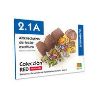(2 ED) 2.1A ALTERACIONES DE LECTO-ESCRITURA - SEGUIMIENTO ( (8-10 AÑOS)