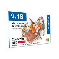 (2 ED) RED 2.1B ALTERACIONES DE LECTO-ESCRITURA - SEGUIMIENTO (8-10 AÑOS)