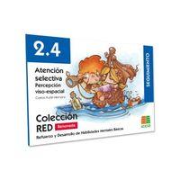 (2 ED) RED 2.4 ATENCION SELECTIVA - SEGUIMIENTO (8-10 AÑOS)