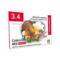 (2 ED) RED 3.4 ATENCION SELECTIVA - AFIANZAMIENTO (10-12 AÑOS)