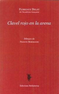 CLAVEL ROJO EN LA ARENA