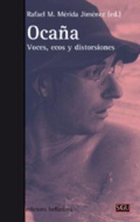 Ocaña - Voces, Ecos, Distorsiones - Rafael M. Merida Jimenez