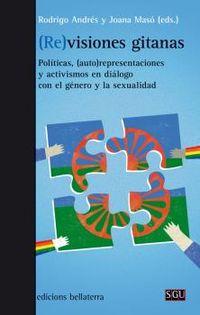 (re) Visiones Gitanas - Rodrigo Andres (ed. ) / Joana Maso (ed. )
