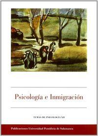 PSICOLOGIA E INMIGRACION
