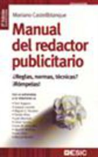 MANUAL DEL REDACTOR PUBLICITARIO (2ª ED)