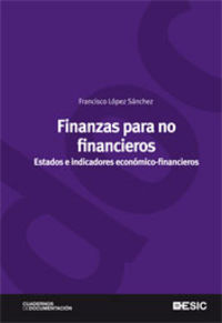 Finanzas Para No Financieros - Francisco Lopez Sanchez