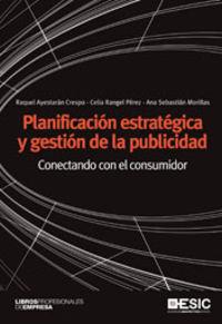 PLANIFICACION ESTRATEGICA Y GESTION DE LA PUBLICIDAD
