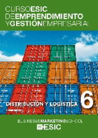 DISTRIBUCION Y LOGISTICA - CURSO ESIC 6