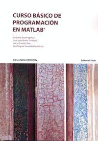 (2 ED) CURSO BASICO PROGRAMACION MATLAB