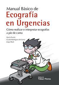 MANUAL BASICO DE ECOGRAFIA EN URGENCIAS