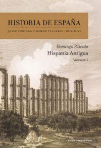 Historia De España 1 - Hispania Antigua - Domingo Placido