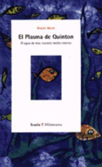 PLASMA DE QUINTON, EL - AGUA DE MAR, NUESTRO MEDIO INTERNO
