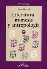 LITERATURA, MIMESIS Y ANTROPOLOGIA