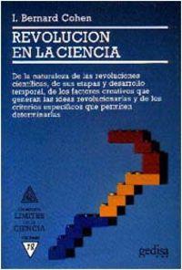 Revolucion En La Ciencia - I. Bernard Cohen