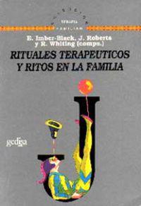 RITUALES TERAPEUTICOS Y RITOS EN LA FAMILIA