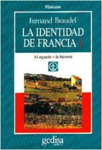 IDENTIDAD DE FRANCIA, LA I