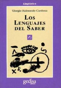 LENGUAJES DEL SABER, LOS