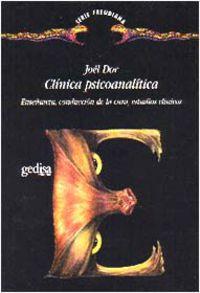 Clinica Psicoanalitica - Joel Dor
