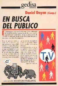 EN BUSCA DEL PUBLICO