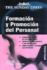 Formacion Y Promocion Del Personal - Patrick Forsyth