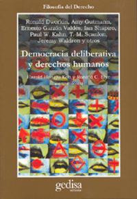 DEMOCRACIA DELIBERATIVA Y DERECHOS HUMANOS