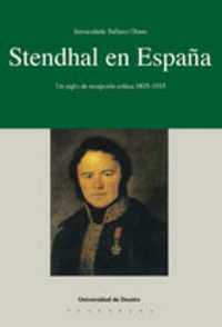 Stendhal En España (1835-1935) - Inmaculada Ballano Olano