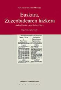 Euskara, Zuzenbidearen Hizkera - A. Urrutia / A. Lobera