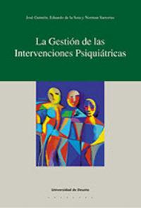 GESTION DE LA INTERVENCION PSIQUIATRICAS, LA