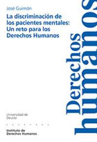 DISCRIMINACION DE LOS PACIENTES MENTALES