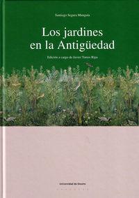 JARDINES EN LA ANTIGUEDAD, LOS