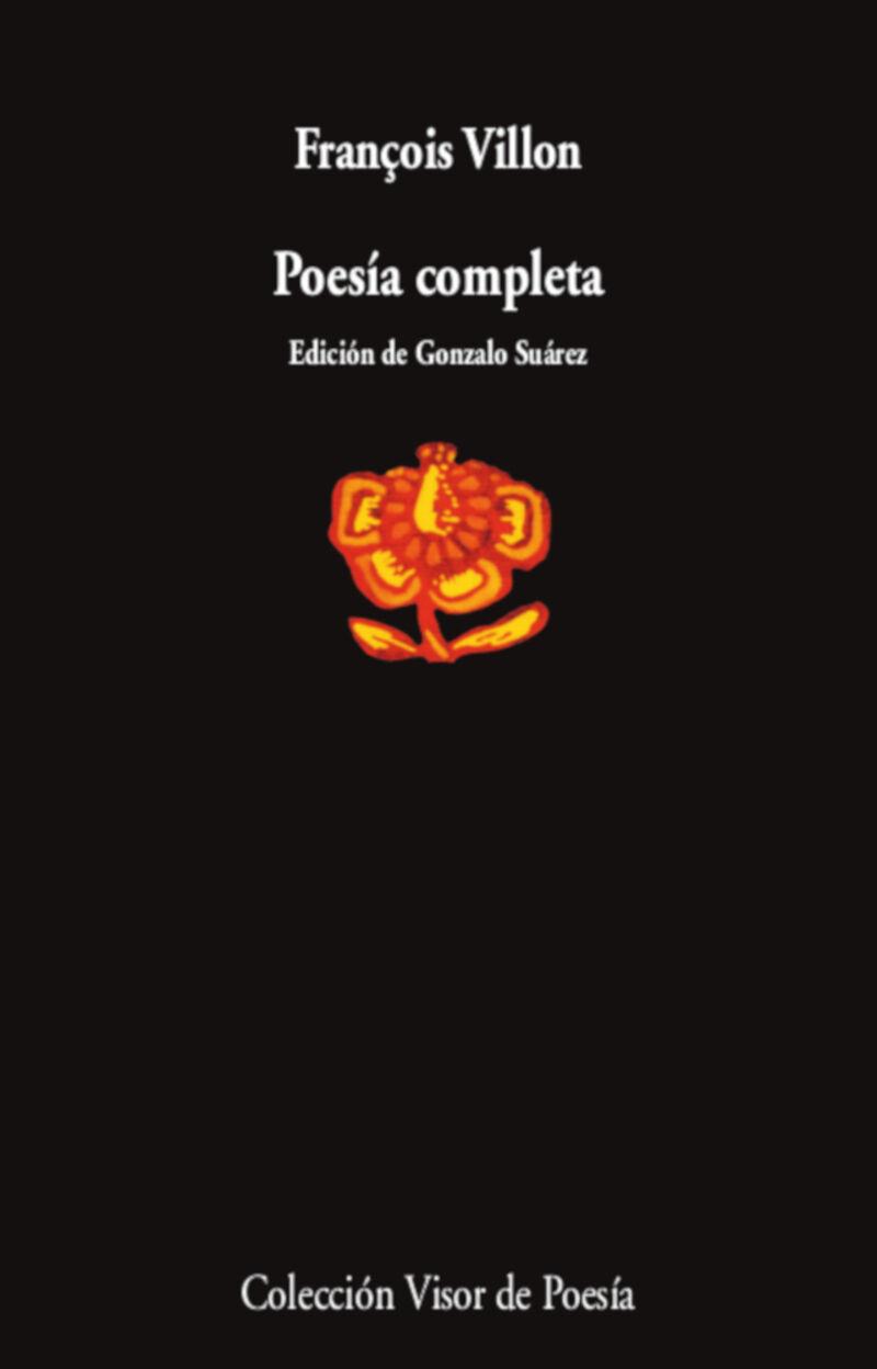 poesia completa (françois villon) - François Villon