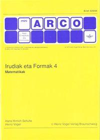 Irudiak Eta Formak 4 - Hans-Hinrich Schulte / Heinz Vogel