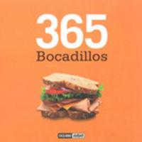 365 Bocadillos - Carlota Mañez Ariso
